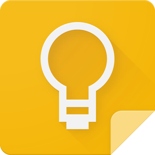 Poznámky a seznamy Google Keep